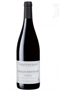Chassagne-Montrachet Les Benoites - Domaine Vincent Bachelet - 2013 - Rouge