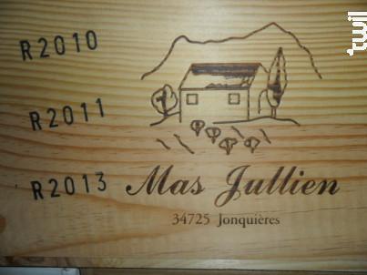 Domaine Mas Jullien Caisse 6blles 2010/2011 Autour Jonquieres 2013 - Mas Jullien - Non millésimé - Rouge