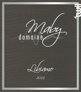 Libiamo - Domaine Maby - 2017 - Rosé