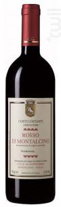 Rosso di Montalcino - Conti costanti - 2016 - Rouge