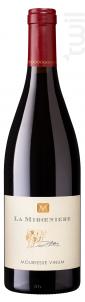 La Miroenière - Mouriesse Vinum - 2017 - Rouge