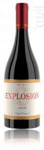 Explosion Melnik - Sintica Winery - 2015 - Rouge
