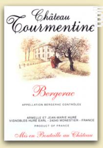Château Tourmentine - Château Tourmentine - 2016 - Blanc