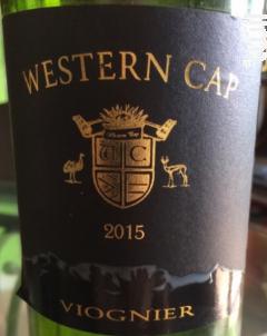 Viognier - Western Cap - 2015 - Blanc