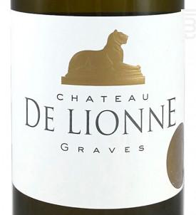 Château de Lionne - Château de Lionne - 2016 - Blanc