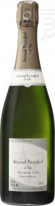 Premier Cru Blanc de Blancs Brut - Champagne Arnaud Beaufort & Fils - Non millésimé - Effervescent