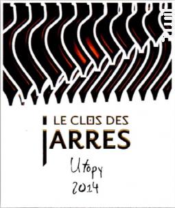 Utopy - Le Clos des Jarres - 2016 - Blanc