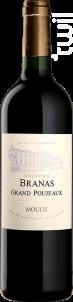 Château Branas Grand Poujeaux - Château Branas Grand Poujeaux - 1997 - Rouge