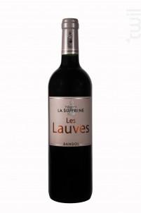 Les Lauves - DOMAINE LA SUFFRENE - 2008 - Rouge