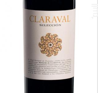Claraval Seleccion - Bodegas y Viñedos del Jalón - 2011 - Rouge