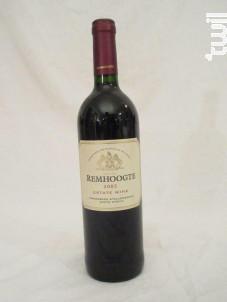 Remhoogte - Remhoogte Wine Estate - 2005 - Rouge