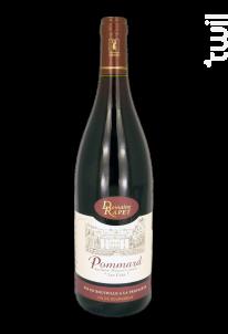 Pommard - Les Cras - Domaine Rapet François & Fils - 2017 - Rouge