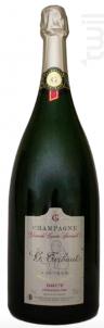 Grande Cuvée Spéciale, Premier Cru, Brut - Champagne G.Tribaut - Non millésimé - Blanc