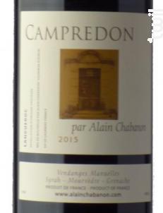 Campredon - Domaine Alain Chabanon - 2017 - Rouge