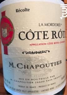 La Mordorée - M. Chapoutier - 2014 - Rouge