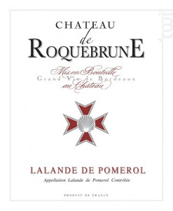 Château de Roquebrune - Château de Roquebrune - 1994 - Rouge