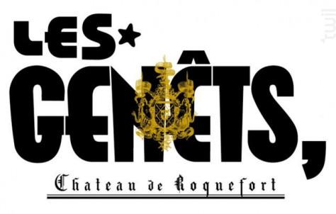 Les Genêts - Château de Roquefort - 2018 - Blanc