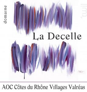 La Decelle - Maison Lavau - 2014 - Rouge