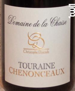 Touraine Chenonceaux - Domaine de la Chaise - 2016 - Rouge