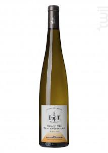 Riesling Grand Cru Schoenenbourg - Dopff Au Moulin - 2015 - Blanc