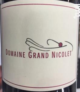 Côtes du Rhône - Domaine Grand Nicolet - 2018 - Rouge