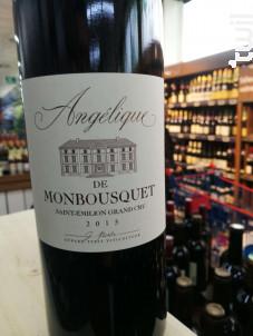 Angélique de Monbousquet - Château Monbousquet - 2015 - Rouge