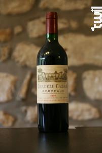 Château Cazeau - Maison Le Star - Château Cazeau - 1995 - Rouge