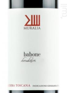 Babone - Muralia - 2013 - Rouge