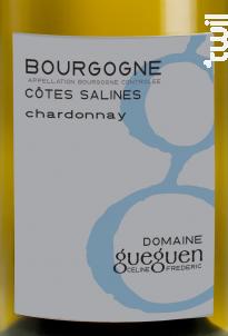 bourgogne cotes salines - Domaine Céline & Frédéric Gueguen - 2017 - Blanc