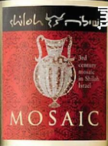 Mosaic - Shiloh - 2017 - Rouge