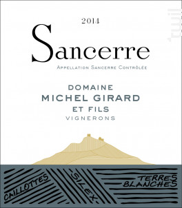 Sancerre - Domaine Michel Girard et Fils - 2017 - Rouge