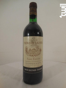 Château Tronquoy Lalande - Château Tronquoy Lalande - 2017 - Rouge