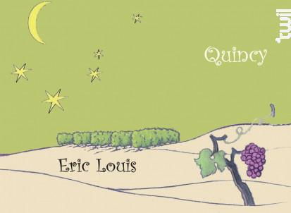 QUINCY - Domaine Eric Louis - Les Celliers de la Pauline - 2018 - Blanc