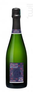 EXTRA BRUT TERROIR PUR - Champagne Anthony Betouzet - Non millésimé - Effervescent