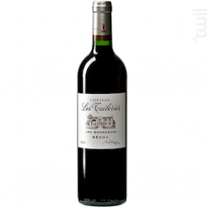 Château Les Tuileries - Château Les Tuileries - Fargeot - 2003 - Rouge