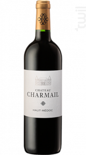 Château Charmail - Château Charmail - 2011 - Rouge