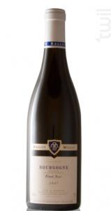 Bourgogne Pinot Noir - Domaine Ballot-Millot - 2017 - Rouge