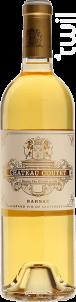 Coutet 1er Cru Classé - Château Coutet - Barsac - 2016 - Blanc