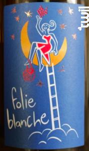 Folie Blanche - VGC Véronique Günther-Chéreau - 2015 - Blanc