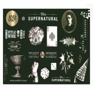 The Supernatural - SUPER-NATURAL WINE C° - 2018 - Blanc