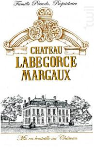 Château Labégorce - Château Labégorce - 2013 - Rouge