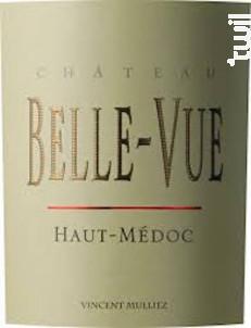 Château Belle Vue - Château BELLE-VUE - Vincent Mulliez - 2015 - Rouge