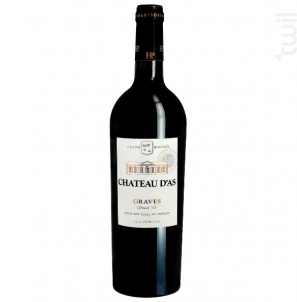 Château d'As - Domaine Charles Yung & Fils - 2015 - Rouge