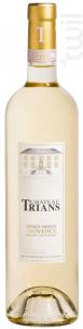 Château Trians - Château Trians - 2019 - Blanc