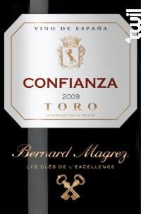 Confianza - Bernard Magrez - 2009 - Rouge