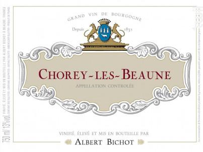 Chorey-lès-Beaune - Albert Bichot - 2018 - Rouge
