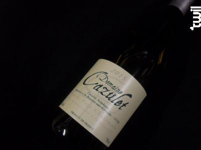 Domaine  Cazulet  Chardonnay - Domaine Cazulet - 2019 - Blanc