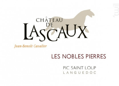 Les Nobles Pierres - Château de Lascaux - 2015 - Rouge