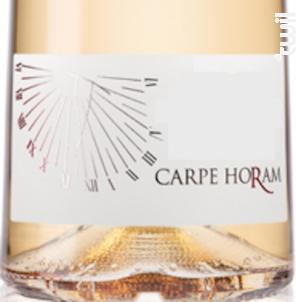 Carpe Horam - Château de Saint-Martin - 2018 - Rosé