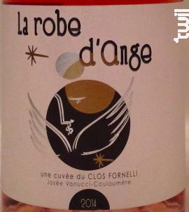 Robe d'ange - Clos Fornelli - 2019 - Rosé
